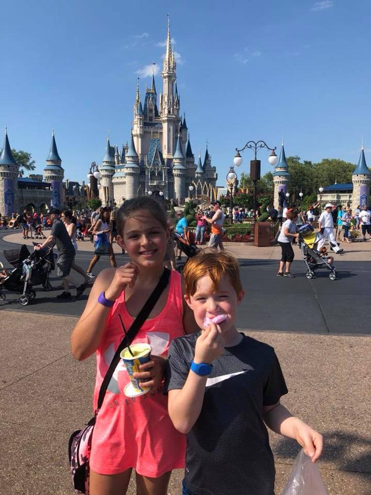 My Kids at Disney